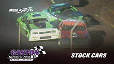 Stock Car Feature at Canyon Speedway Park